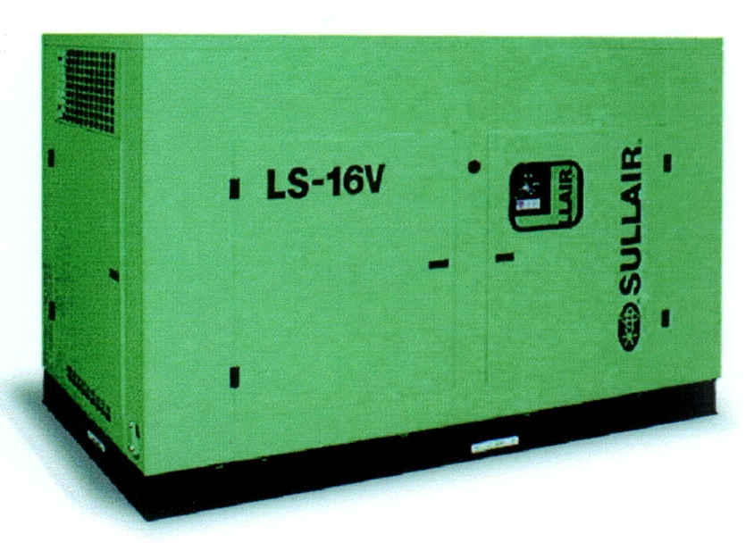 kompresory skrutkové SULLAIR LS- E