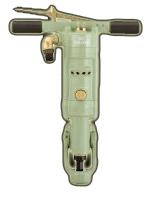 pneumatické náradie Sullair - pneumatické búracie kladivo