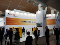Veľtrh HANNOVER MESSE 2019 - firstAir