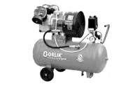 Kompresor ORLIK ORIGINAL OILLESS PKS 9-O/50